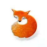 fox pin front